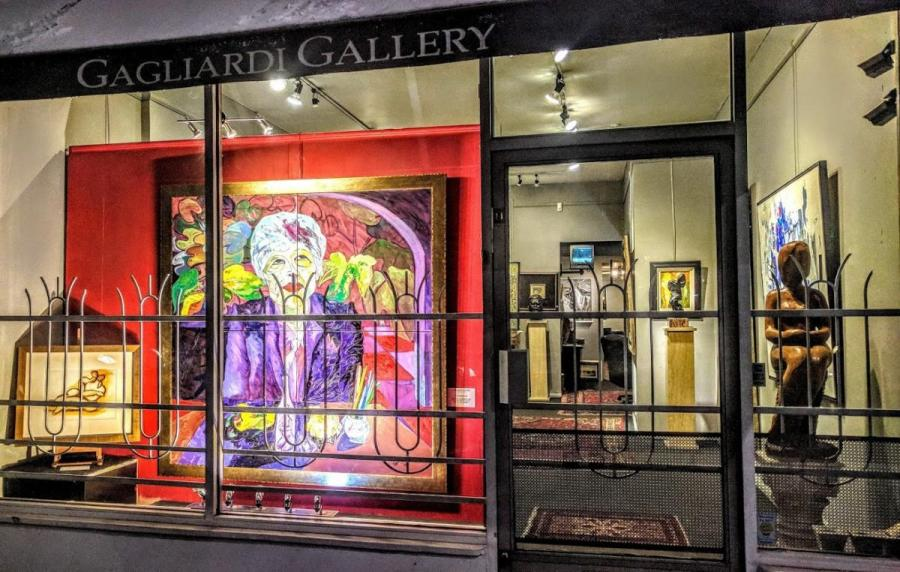 gagliardi art gallery london